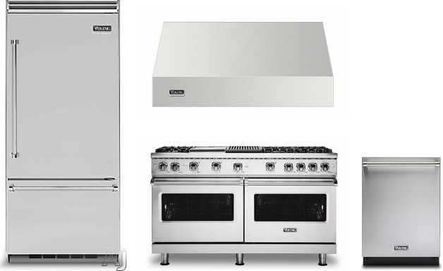 Viking 5 Series Vireradwrh1167 Kitchen Appliance Packages