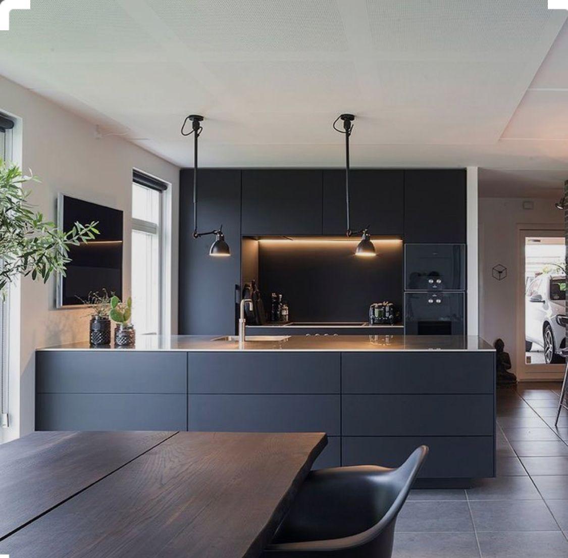 Minimalist Kitchen Decor: Pin De Milan Tasev Em Kitchen