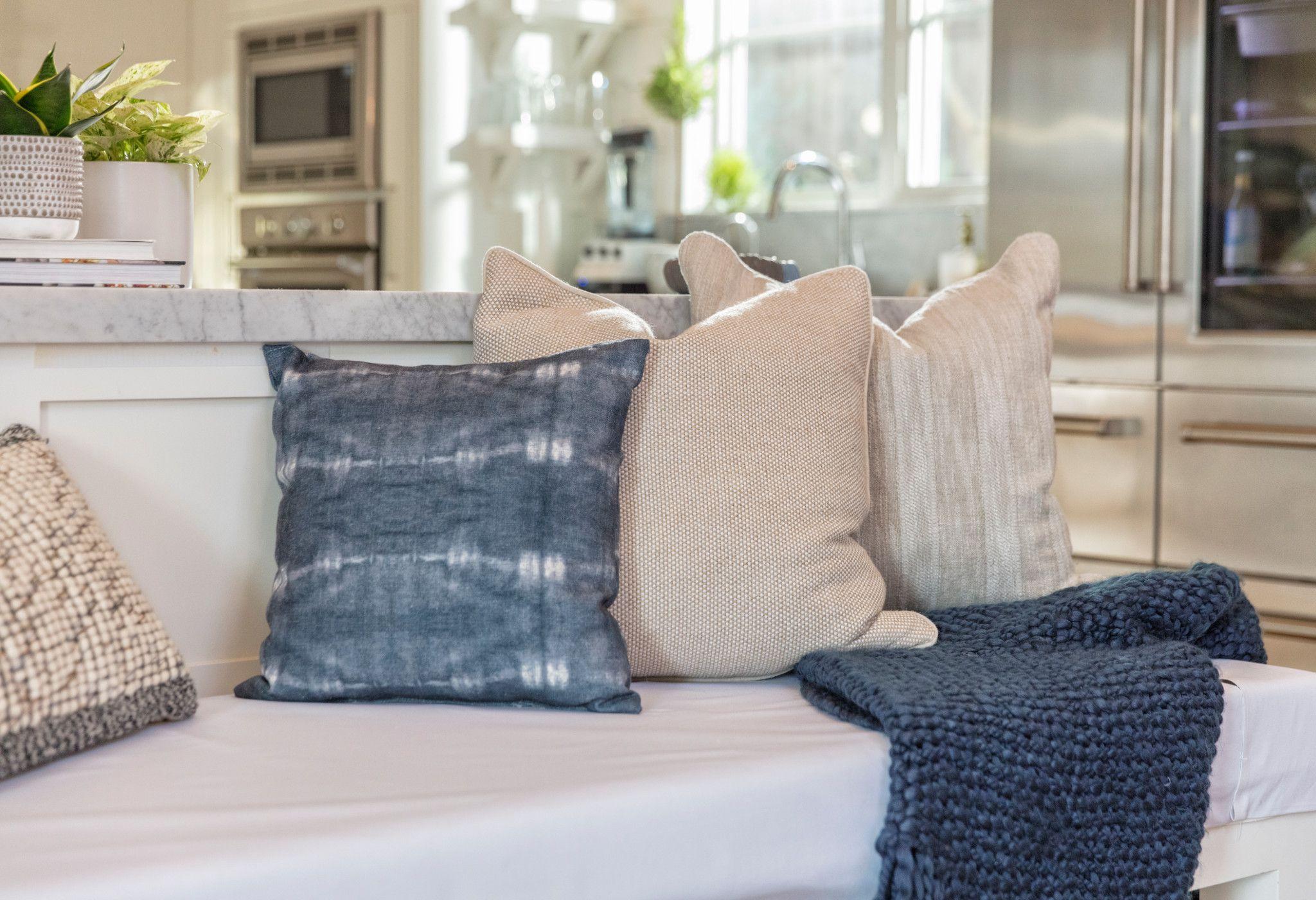 Throw Pillows Neutral Interiors
