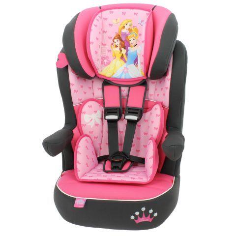 Disney Princess I Max SP Group 1 2 3 Car Seat Kiddicare