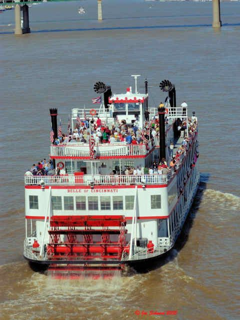 Take a Riverboat for some gambling!
