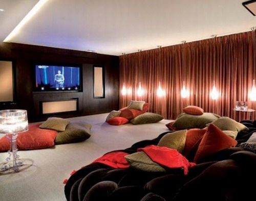 home theater interior design 2. Home Interior Decorating Style by SSH from London 2