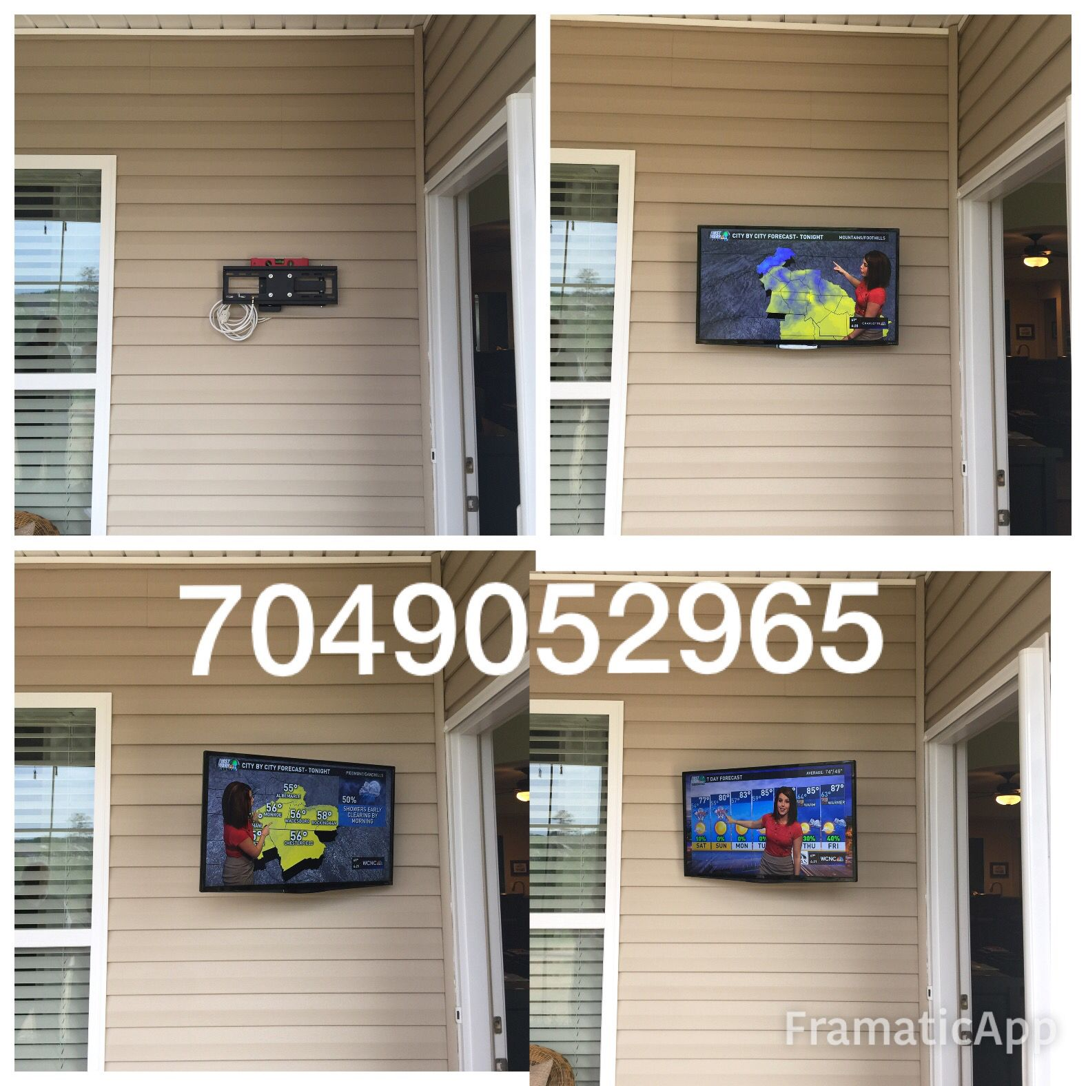 We Offer A Seamless Quot No Wires Showing Quot Option With Our
