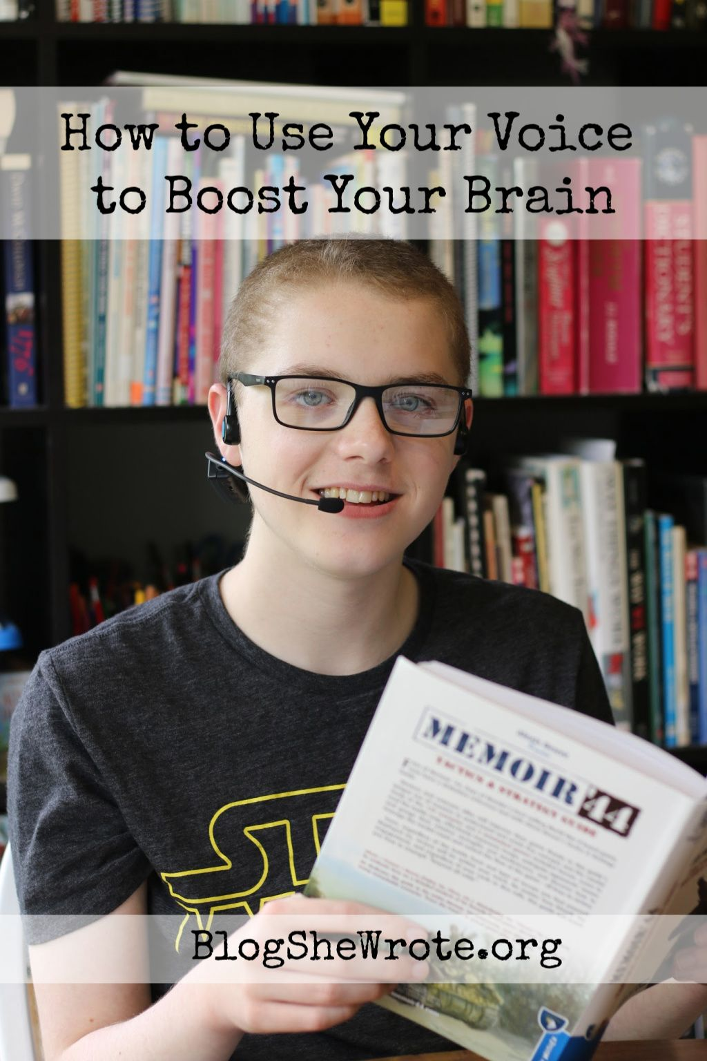 How To Use Your Voice To Boost Your Brain