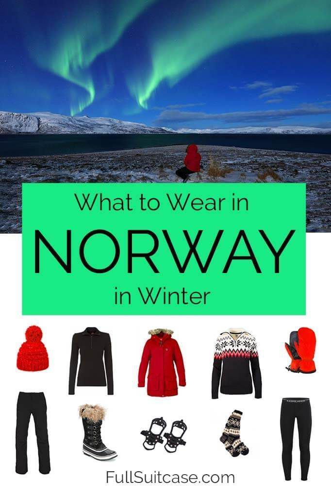 c90dae9fb45 What to wear in Norway in winter. Packing list for a trip filled with  outdoor winter activities  norway  packingtips  packinglist  winter