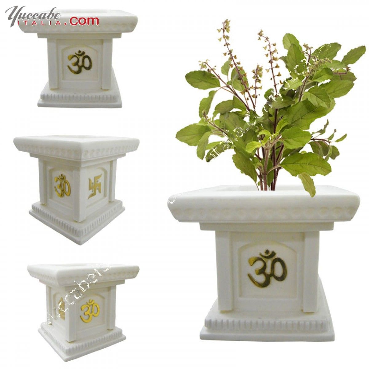 Use This Beautiful Traditional #tulsi #planters In The Mid