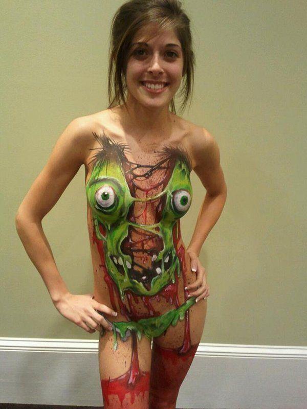 Zombie Boobies!