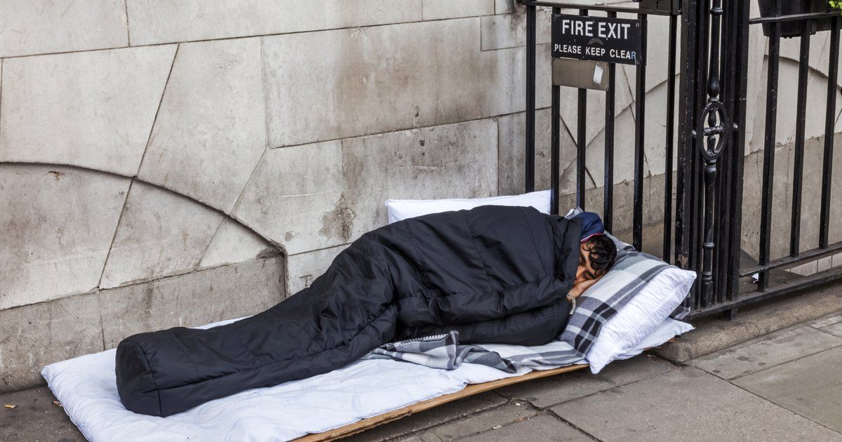 Revealed: #Government Fails To Count Hundreds Of Thousands Of #Rough #Sleepers