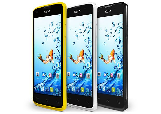 Kata F1s is Officially Unveiled   Smartphone, Kata, Quad