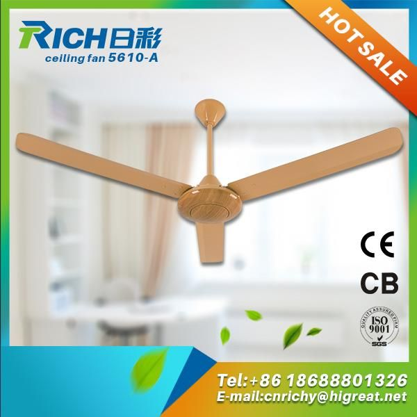 Cb Certificate Indoor And Outdoor 56inch Ceiling Fan Fan With Lithium Battery Ceiling Fan Fan Indoor