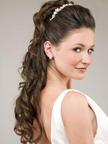 Disney Wedding Hair