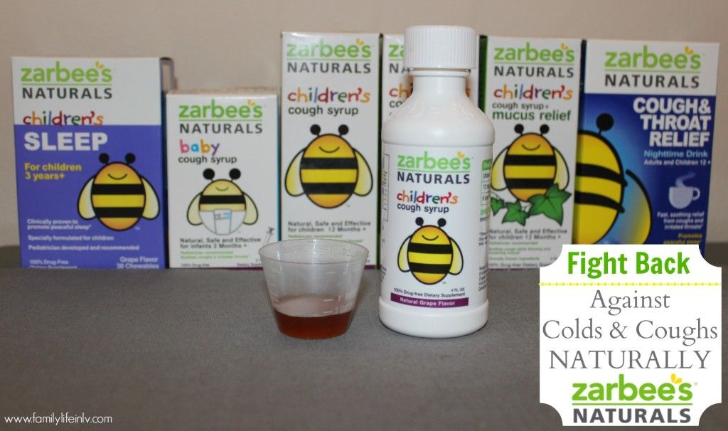 Little Remedies for Colds Honey Elixir is a NATURAL cough syrup. It is for children over 12 months old and doesn't contain artificial colors, flavors, or alcohol. If your little one also has body aches, teething pain, or fever, also consider Little Remedies Infant Fever/Pain Reliever Acetaminophen.