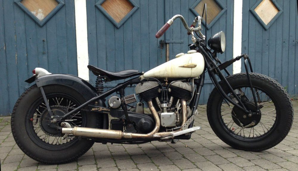 Indian Chief bobber | Indian motorcycle, Bobber, Old bikes