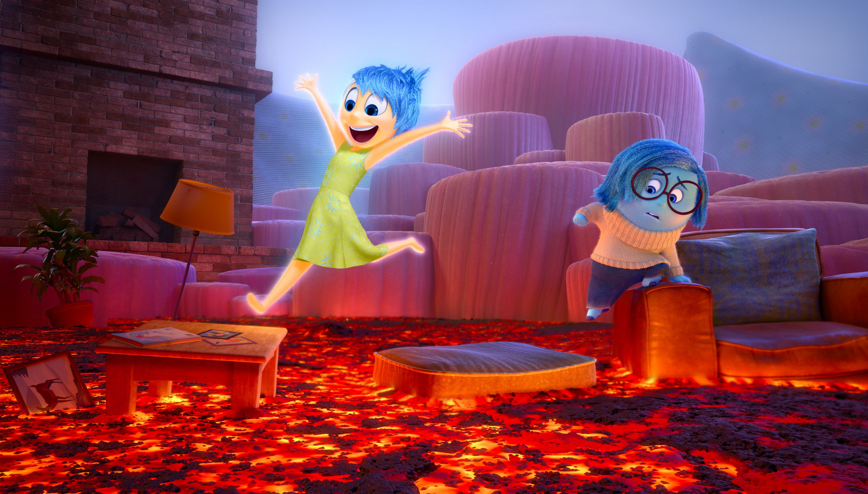 Pixar S Inside Out Still Shows Riley S Islands Of