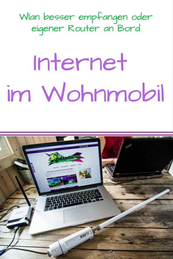 mobiles internet unterwegs online im wohnmobil herman. Black Bedroom Furniture Sets. Home Design Ideas