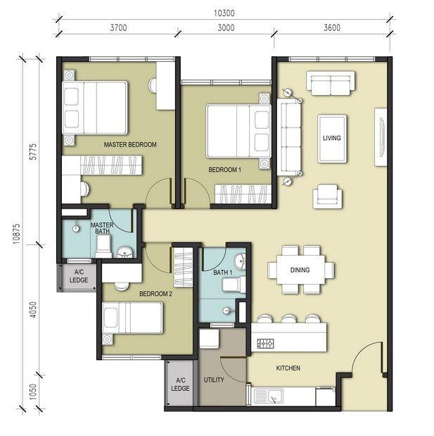 New Apartments And Condos Near Me: NEW Condo AT Kajang, Semenyih, FULL LOAN PROMO