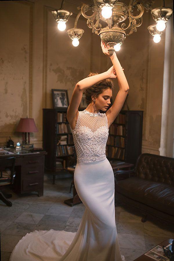 Photo of 1510B-2 Julie Vino Wedding Dress