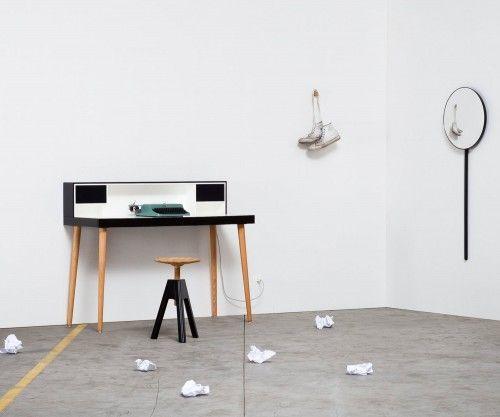 Schreibtisch modern  Miniforms Schreibtisch Bardino | Desks and Modern