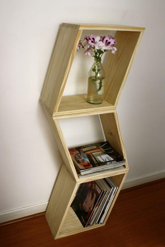 Del nea dise os muebles y reinserci n laboral revisteros for Disenos de modulares para living