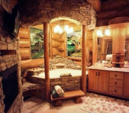 Next bathroom