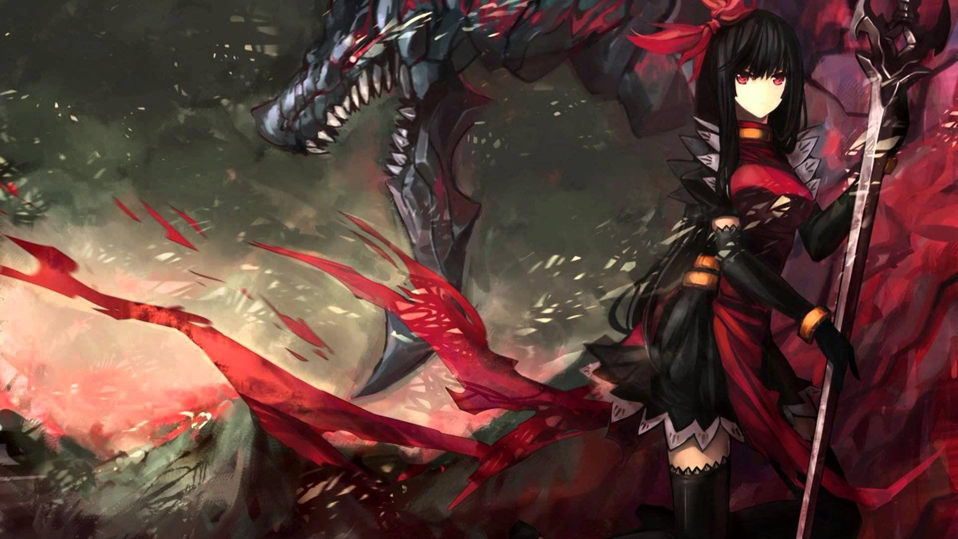 Pin by Velvet Mainwood on Nightcore Anime warrior, Anime