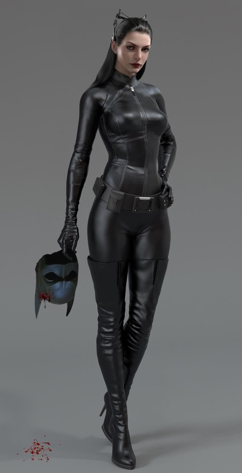 Black Cat Suit Halloween