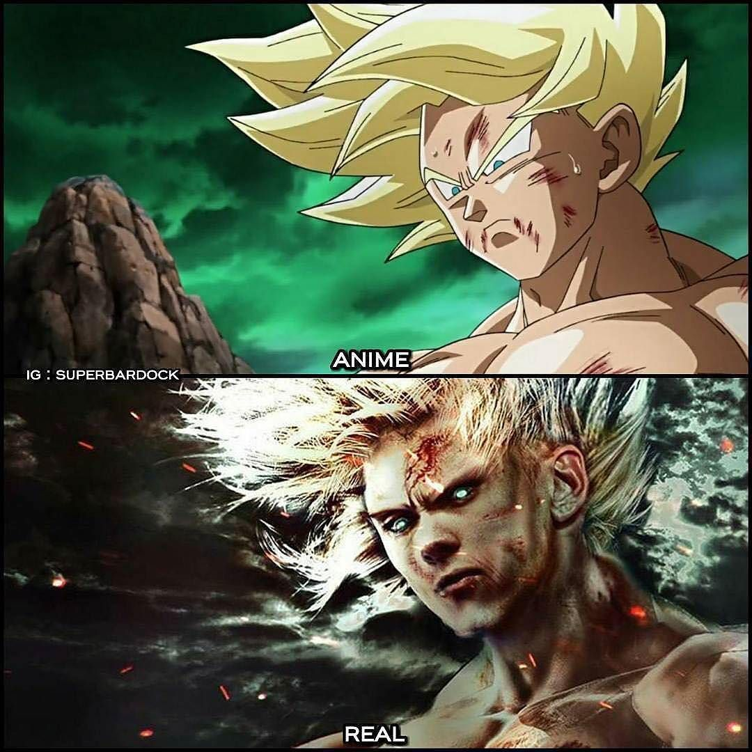 Anime Or Real Credit Superbardock Please Give Credit If Reposted Thanks Follow Dbz Go For More Hot C Dragon Ball Super Manga Dragon Ball Dragon Ball Art