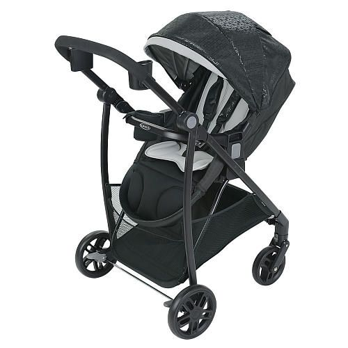 Experience 7 ways to ride in an ultra-lightweight Stroller with the ...