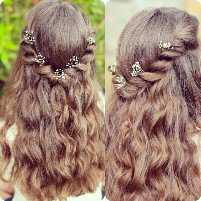 Fantastic 1000 Images About Hair Styles On Pinterest Wedding Hairs Hairstyle Inspiration Daily Dogsangcom