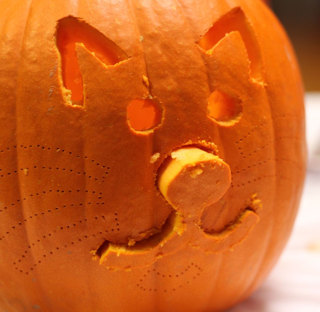 Fun Easy And Free Pumpkin Carving Templates Ehow Uk Halloween