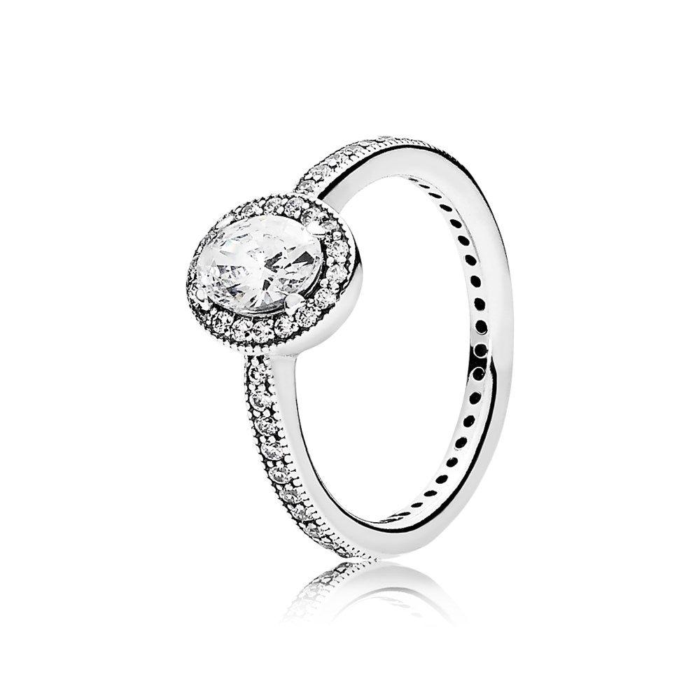 Vintage Elegance 191017cz Wishlist In 2019 Pandora Rings Silver Rings Pandora Jewelry