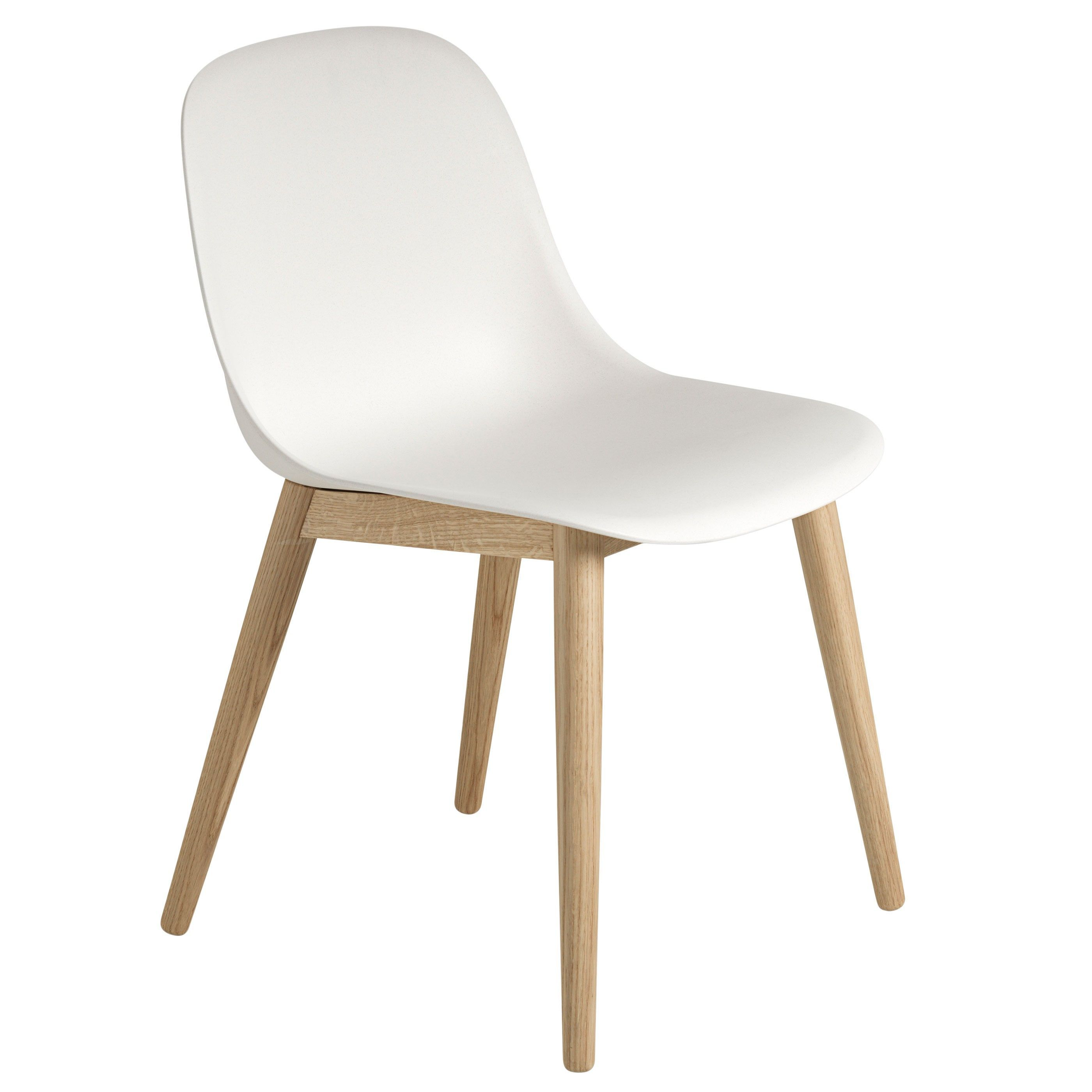 Fiber Side Wood stoel | Muuto