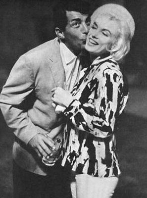Marilyn with Dino