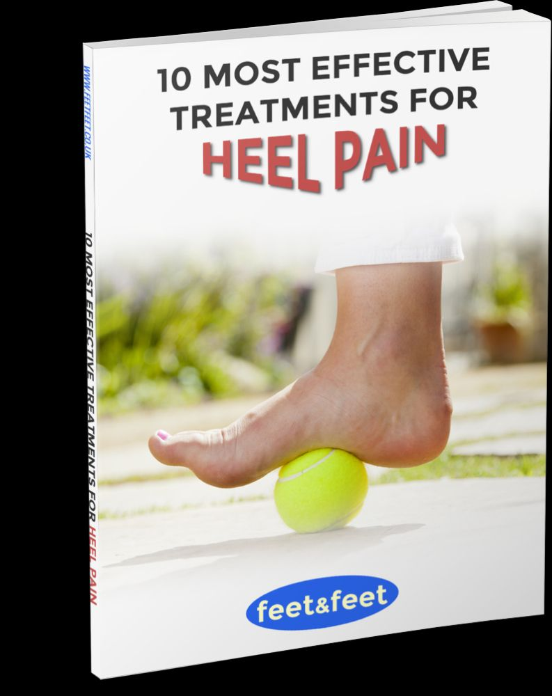 how to fix flat feet pain