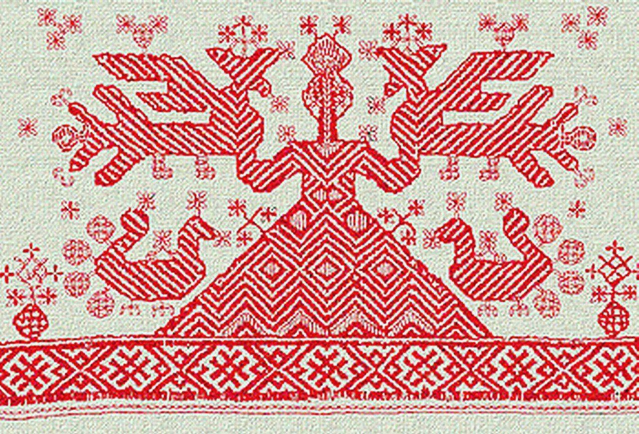 погожий полотенце русское народное картинки как нарисовать для