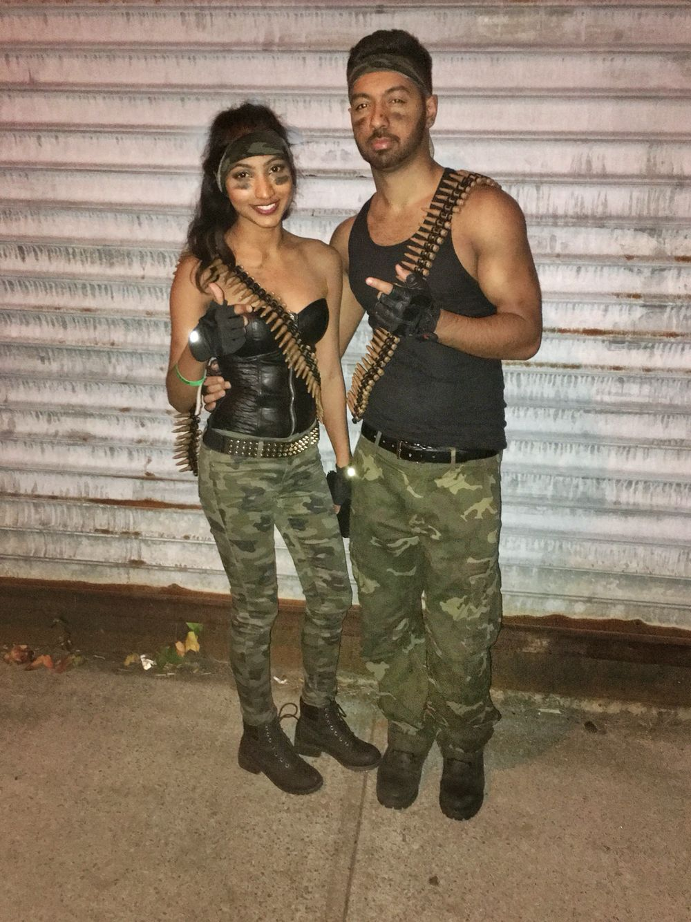 65 Coolest Couples Halloween Costumes | Couple halloween, Closest ...