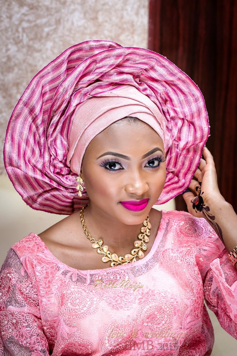 Mimi and Nas Hausa Muslim Wedding in Nigeria | BMB Photography ...