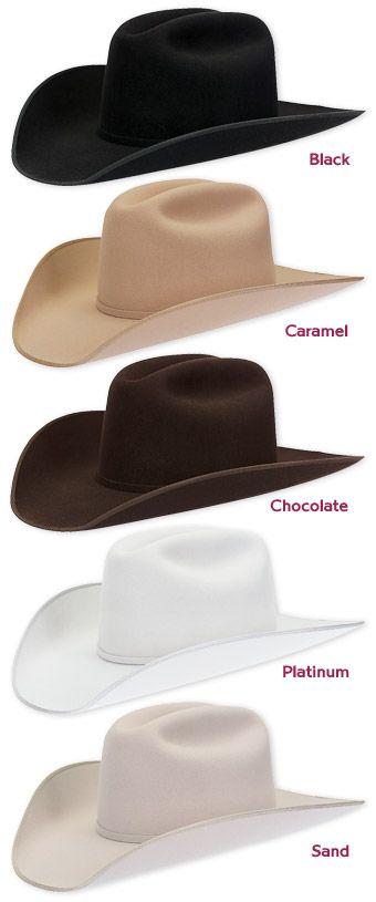 Brown Medium brown cowboy hat 167dbbb53f13