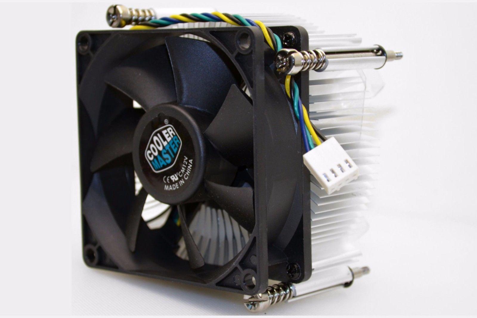 Copper IHS Heatsink for Socket 1151 Intel 6700 7700 8086 8600 8700