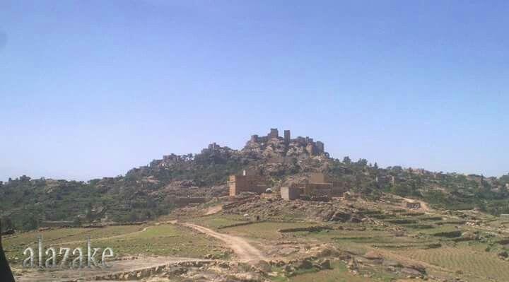 صور من بلادي اليمن المحويت Country Roads Road Country