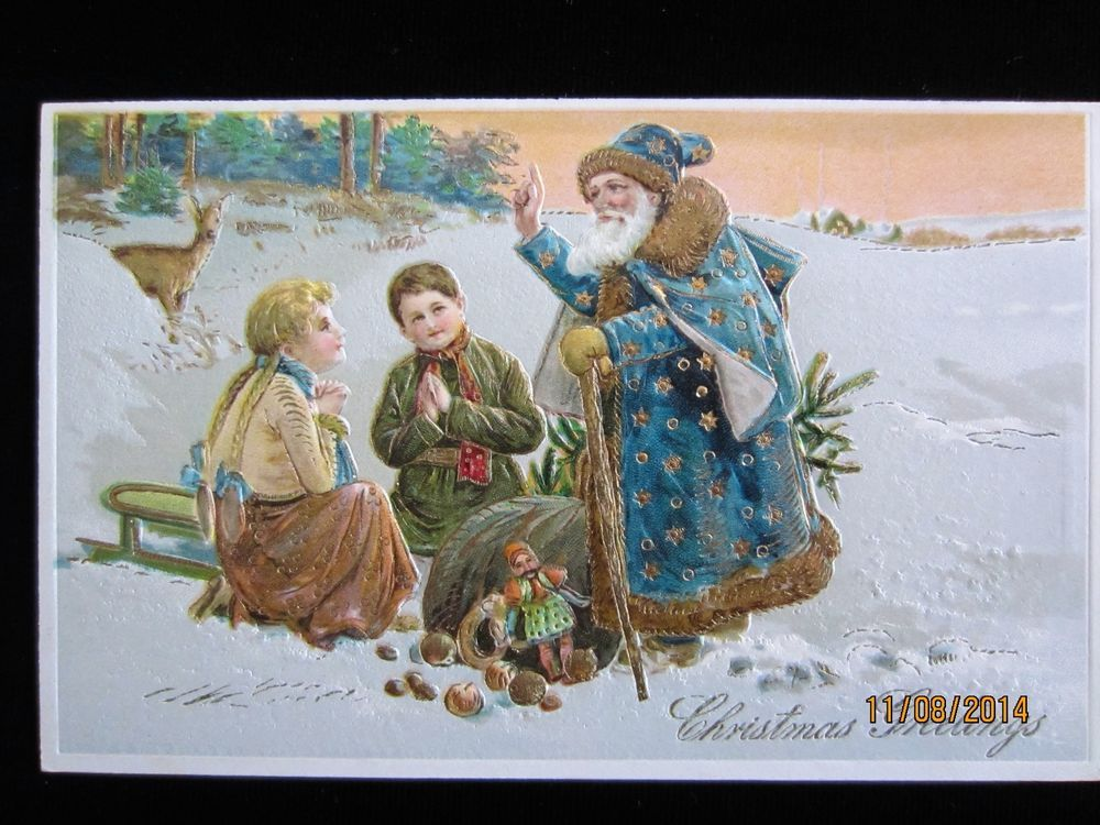 US $24.00 Used in Collectibles, Postcards, Holidays
