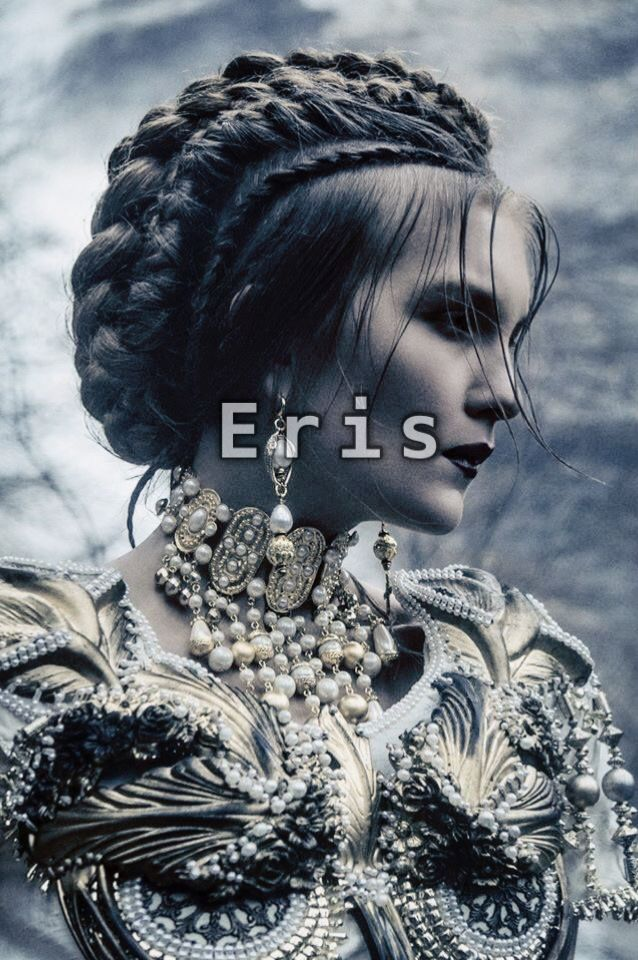 Gods and Goddesses of Olympus -- Eris, Goddess of chaos, strife and
