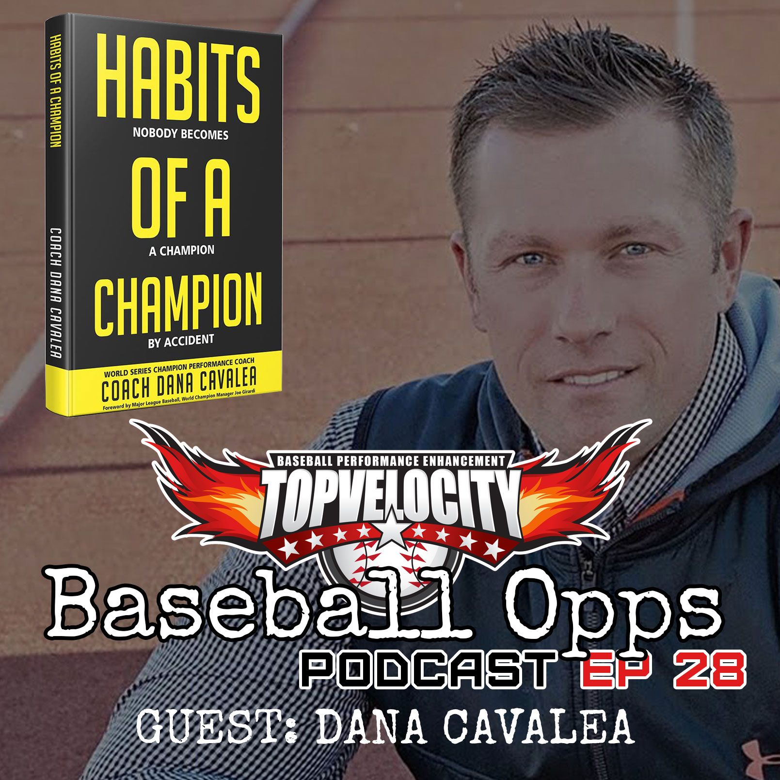 Epic podcast with former Director of Performance for the
