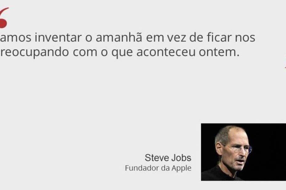 52acf30633b 30 frases de Steve Jobs para você se inspirar | steven jobs | Steve ...