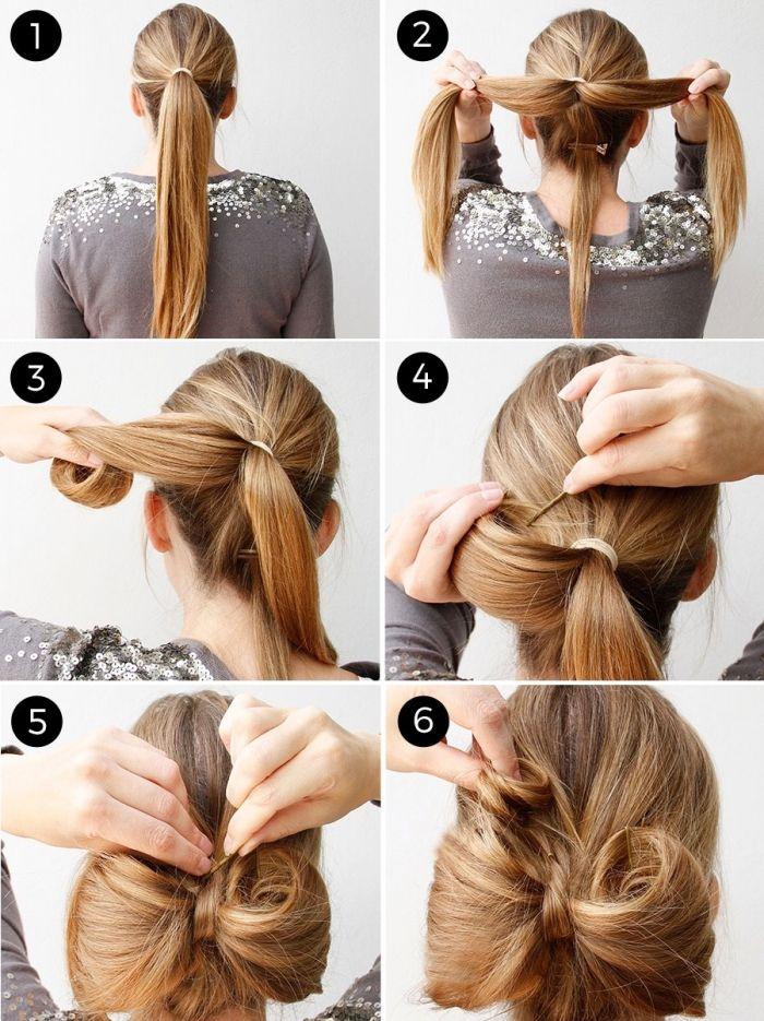 1001 + ideen für schöne haarfrisuren plus anleitungen zum