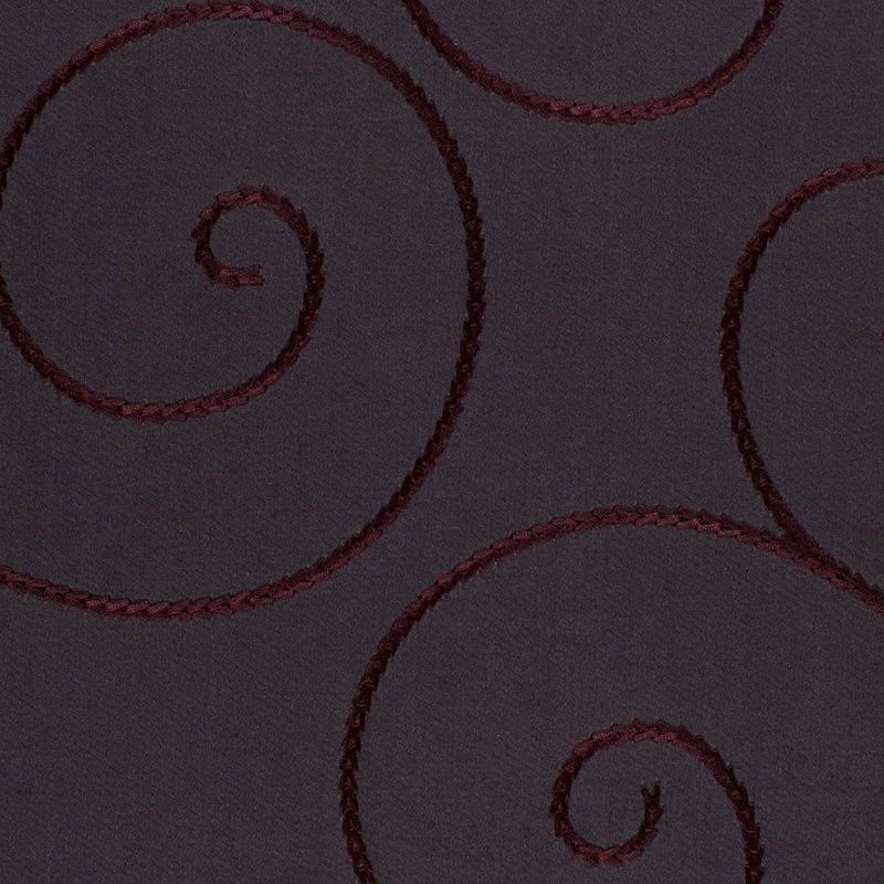 Nostalgic is a sateen. The nostalgic collection has an embroidered design. Ideal for curtains and accessories.