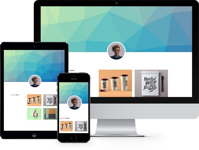 Singular: Free HTML5 Bootstrap Template for Personal Portfolio ...
