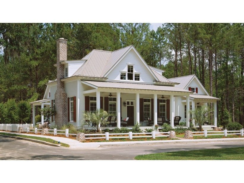 2 Story 2717 Square Foot Ready To Build House Plan From Builderhouseplans Com Southern House Plans Cottage House Plans Country House Plans