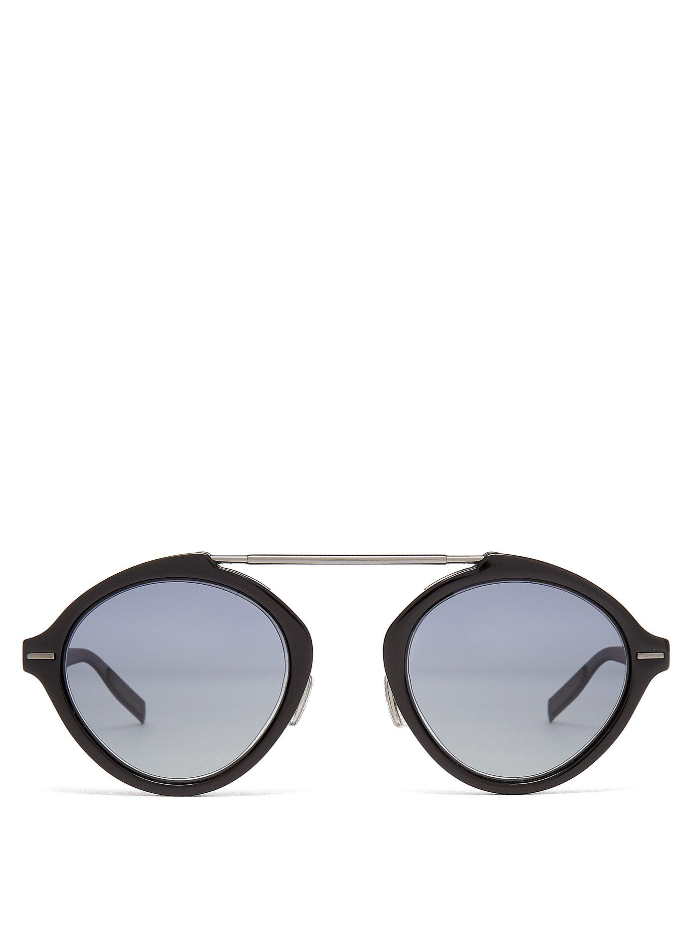 1b909cff1d4f3 Dior Homme System round-frame sunglasses