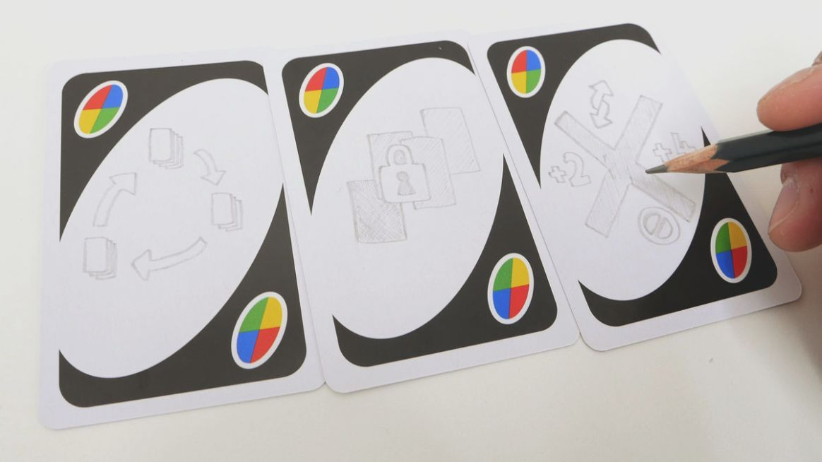 uno cards rules and regulations